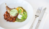 5-Course Degustation: 2 ($99) or 4 ($129), to Add Wine Matching for $15 per Person at Dockside (Up to$258 Value)