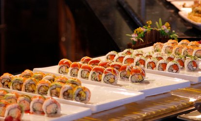 image for $10 for $15 Worth of Japanese Cuisine at Makoto Japanese Buffet