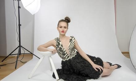 90 Min. oder 120 Min. Fashion-Fotoshooting für Ein oder Zwei bei artfotosDortmund (bis zu 93% sparen*)