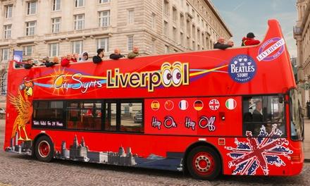 Liverpool City Sights