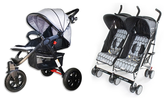Baby Style: From $129 for a Love'N'Care Buggy Baby Stroller