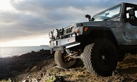 Up to 60 Minutes 4x4 Off Road Driving Experience for One at The Coniston 4x4 Experience (Up to 27% Off*)