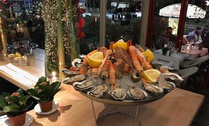 restaurant fruits de mer nice remise jusqu 39 70 sur les offres de restaurants de poisson. Black Bedroom Furniture Sets. Home Design Ideas