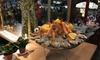 1 grand plateau ou 1 plateau royal de fruits de mer pour 2 personnes dès 49,90 € Restaurant Rina
