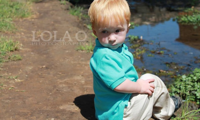 Lola O Photography - San Diego: 60-Minute Outdoor Photo Shoot with Wardrobe Changes and Digital Images from Lola O Photography (45% Off)