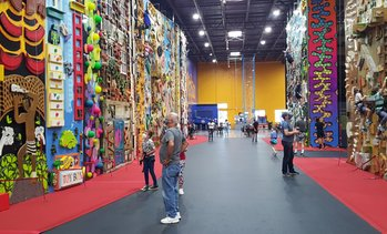 Up to 40% Off Rock Climbing at ClimbZone USA