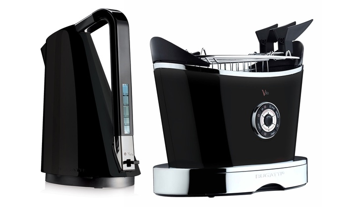 Bugatti Kettle And Toaster Set Groupon
