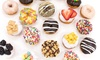 Up to 60% Off Donuts or Yogurt at Orange Leaf and Humble Donut