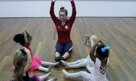 Six Weeks of Unlimited Dance Classes at The Dance Factory Etc (70% Off)