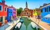 Venecia: hasta 3 noches con desayuno y entrada al Casino