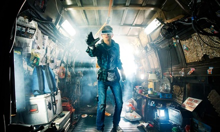History of Video Games or Ready Player One, 24 March - 15 April, Edinburgh or Manchester (Up to 57% Off)