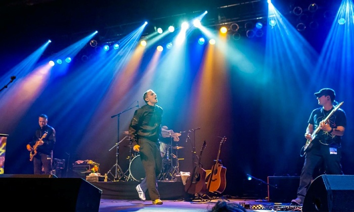 Bullet the Blue Sky (U2 Tribute) with 42 (Coldplay Tribute) on March 17 at  7:30 p m