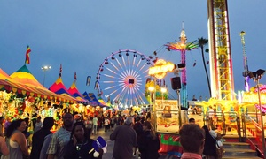 San Diego County Fair – Up to 52% Off  at San Diego County Fair, plus 6.0% Cash Back from Ebates.