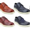 Xray Men's Casual Dress Wingtip Shoes