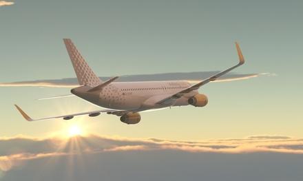 Descuentos de 10 € o 20 € por pasajero para vuelos de ida y vuelta con Vueling Airlines
