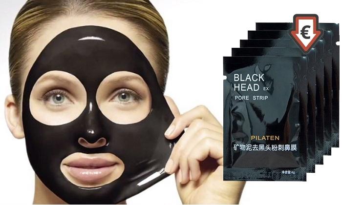 fascio Possibile Cusco  Maschera nera esfoliante | Groupon