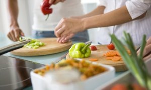Cafe Napoli / Napoli Culinary Academy: $15 for Cooking Class with Lunch or Dinner and Wine for One at Napoli Culinary Academy ($150 Value)