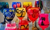 VIP Paints - East Pilsen: BYOB Wine-Glass-Painting Class for One or Two at VIP Paints (Up to 46% Off)