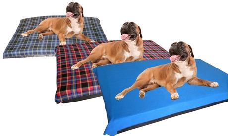 Colchón Kosipet Deluxe para perros disponible en varios colores y medidas