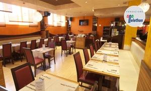 Mare Profondo (Osio Sopra): Menu all you can eat con sushi, sashimi, pizza, carne, pesce e dolci per 2, 4 o 6 persone al ristorante Mare Profondo