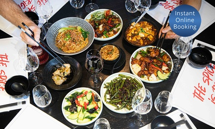 $25 for $50 to Spend on Food and Drinks for Minimum Two People at Sichuan Papa