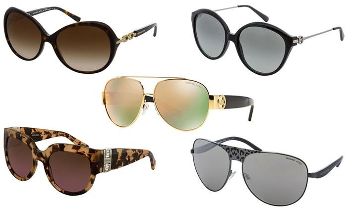 6b27d793d4a7 Michael Kors Women's Sunglasses | Groupon