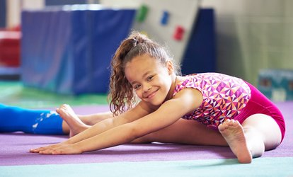 image for $12.50 for Two One-Hour <strong>Gymnastics</strong> Tumbling Classes at Elite <strong>Gymnastics</strong> Academy ($37.50 Value)