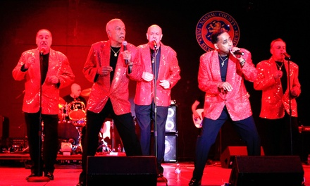Mickey B's Golden Winter Spectacular at the Patchogue Theatre on Saturday, February 7 at 7 p.m. (Up to 51% Off)