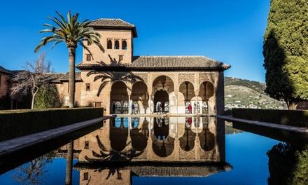 Granada: 1, 2 o 3 noches para 2 personas en estudio en Apartamentos Turísticos Gloria