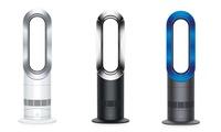 Dyson AM09 Bladeless Fan + Heater (Certified Refurbished)