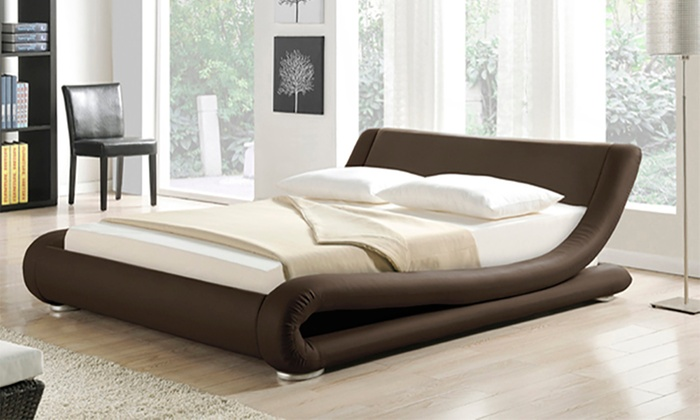 Designer Madrid Bed 163 169 163 319 Groupon Goods