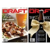 1-Year, 6-Issue Subscription to DRAFT Magazine