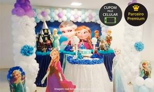 Festa Mania: Festa Mania: buffet infantil em domicílio para 30, 50 ou 80 pessoas