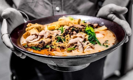 Peppercorn Hot Pot & Drink for One ($12.95), Two ($25) or Four People ($49) at A Hot Pot (Up to $84 Value)