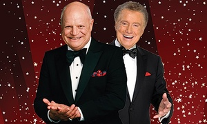"Rickles & Regis: ""Mr. Warmth's"" 90th Birthday Laughfest: Don Rickles Birthday Celebration with Regis Philbin on Saturday, November 12, at 9 p.m."