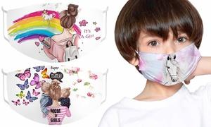 Masques réutilisables pour enfant