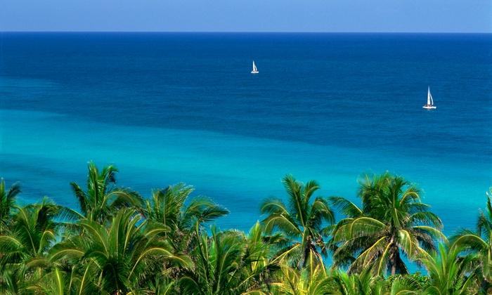 USA.Travel Sk Gmbh/DieCruiseExperten Sk GmbH - Kuba: Kuba: 8 tägiger Segelyacht-Törn durch die Inseln Kubas für 1 Person (Gutscheine kombinierbar) mit Verpflegung & Extras