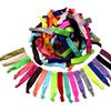 One & Only USA No-Damage Rainbow Hair Ties (60-Pack)