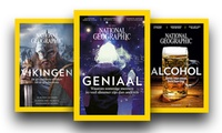 (Half)jaarabonnement op National Geographic Magazine, het abonnement stopt automatisch