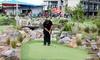 18 Holes of Mini Golf