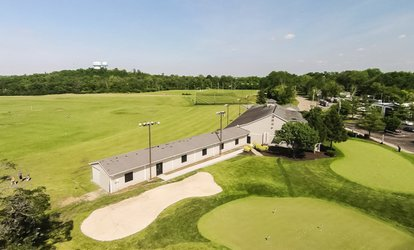 image for $12.50 for Driving Range Credits at Miles of <strong>Golf</strong> - Cincinnati ($20 Value)