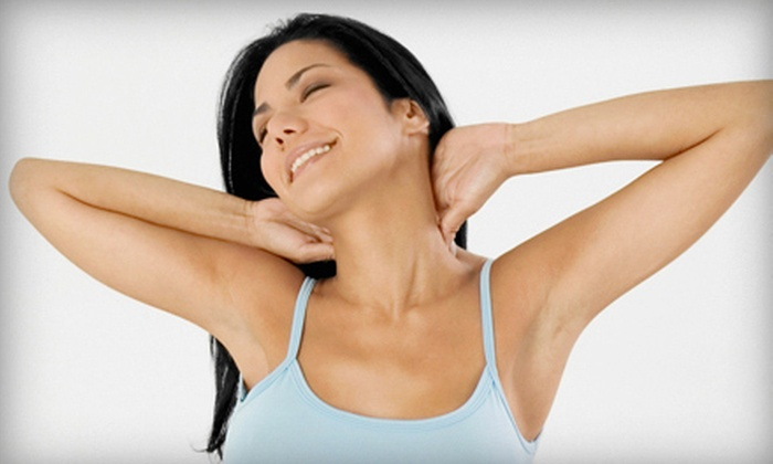 Metropolitan Med Spa - Lorton: Three or Six Laser Hair-Removal Treatments at Metropolitan Med Spa (Up to 90% Off)