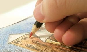 Ska Academy Of Art And Design: $20 for $40 Worth of Drawing Classes — SKA Academy Of Art and Design