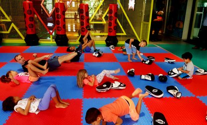 One, Five or Ten Group Fitness Classes for Children at Little Gladiators (Up to 44% Off)