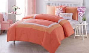 Hotel Comforter Set (4- or 5-Piece)