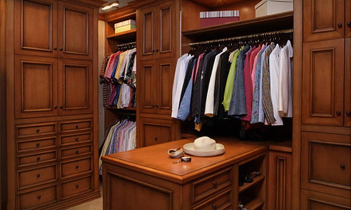 Closet Solutions - Los Angeles: $150 Toward a Reach-In Closet System or $200 Toward a Walk-In Closet System from Closet Solutions (61% Off)