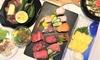 肉寿司、海鮮食べ飲み放題120分/他