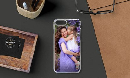 Up to Four Personalized iPhone Covers from Gifttag.ae (Up to 54% Off)