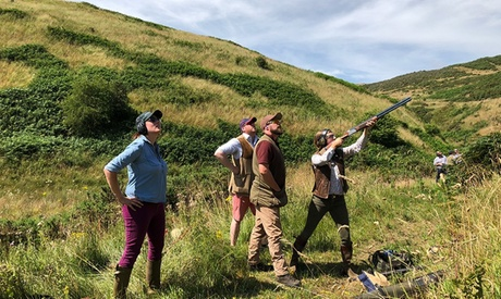 Clay Pigeon Shooting with Option to Include Archery Experience at Clay Pigeon Shooting Scotland (Up to 36% Off)*