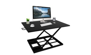 Adjustable Standing Height Riser Desk